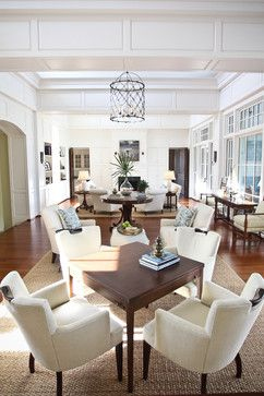 Comfortable Luxury - eclectic - living room - charleston - Margaret Donaldson Interiors