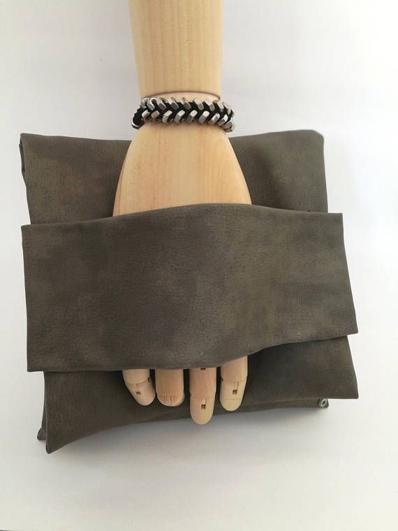The Bag-handmade handbag with soft faux leather for a different and stylish look