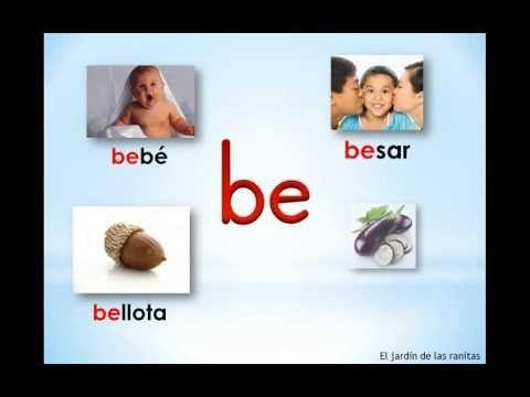 # 8 Sílabas ba be bi bo bu - Syllabes with B