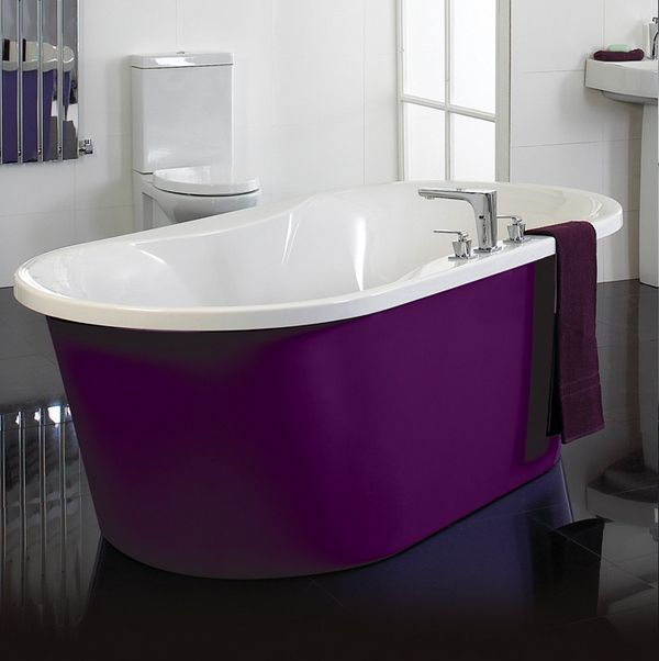 Modern & Wild | Purple Tub!!!