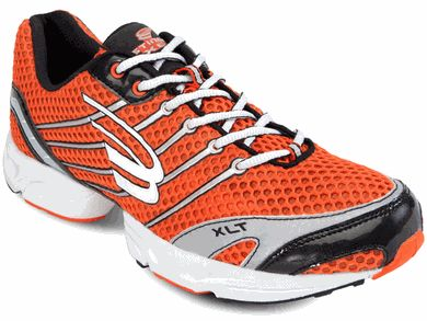 Spira Stinger XLT - Men's Running Shoe offers long-lasting cushion with  WaveSpring technology.