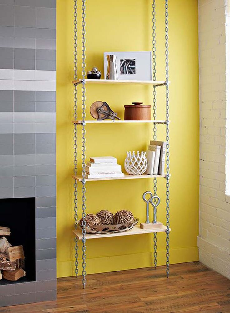 Inspiração: Cinza e Amarelo - Homens da Casa