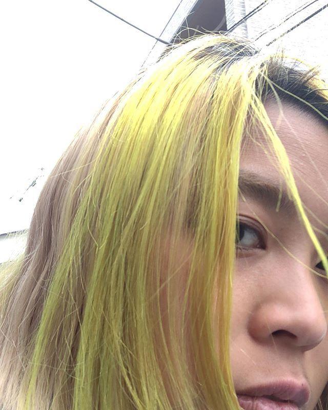 Asami さんはinstagramを利用しています 黄色のせた けど