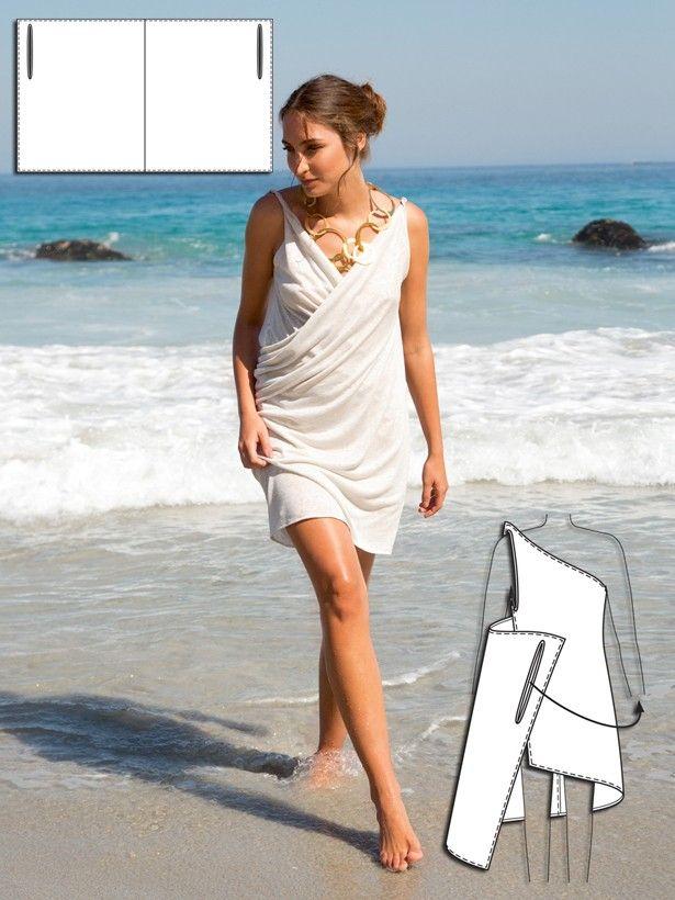 Un tejido....Un vestido