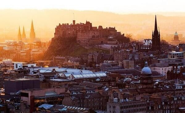 #Edinburgh, Scotland