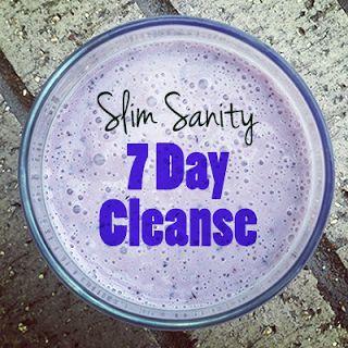 Slim Sanity: Slim Sanity 7 Day Cleanse