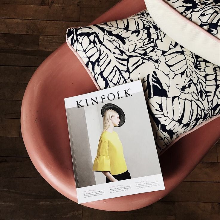 """When you create a magazine whose name people start using to describe everything from clothing to homeware you know that you've done something right. But @kinfolk is not really about the way things look but more so about the way of living. From the co-founder Nathan Williams """"It's not about any type of facade or publicising the lifestyle that you have. It's all about much deeper values much deeper experiences really genuinely spending time with the people that you care about."""" This is exactly…"""