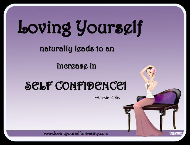 essay self confidence