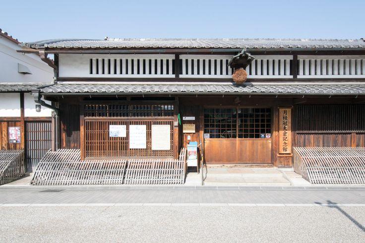 月桂冠石倉記念館 / Gekkeikan Okura Sake Museum 2016.4撮影
