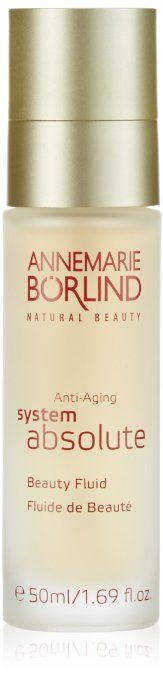 Annemarie Börlind sistema assoluto femme / donna, anti-invecchiamento fluida bellezza, 1er Pack (1 x 0:05 l)