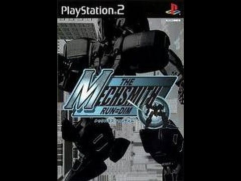 LET'S PLAY THE MECHSMITH RUN=DIM FOR PS2 JAPAN GAMEPLAY REVIEW OBSCURE RARE