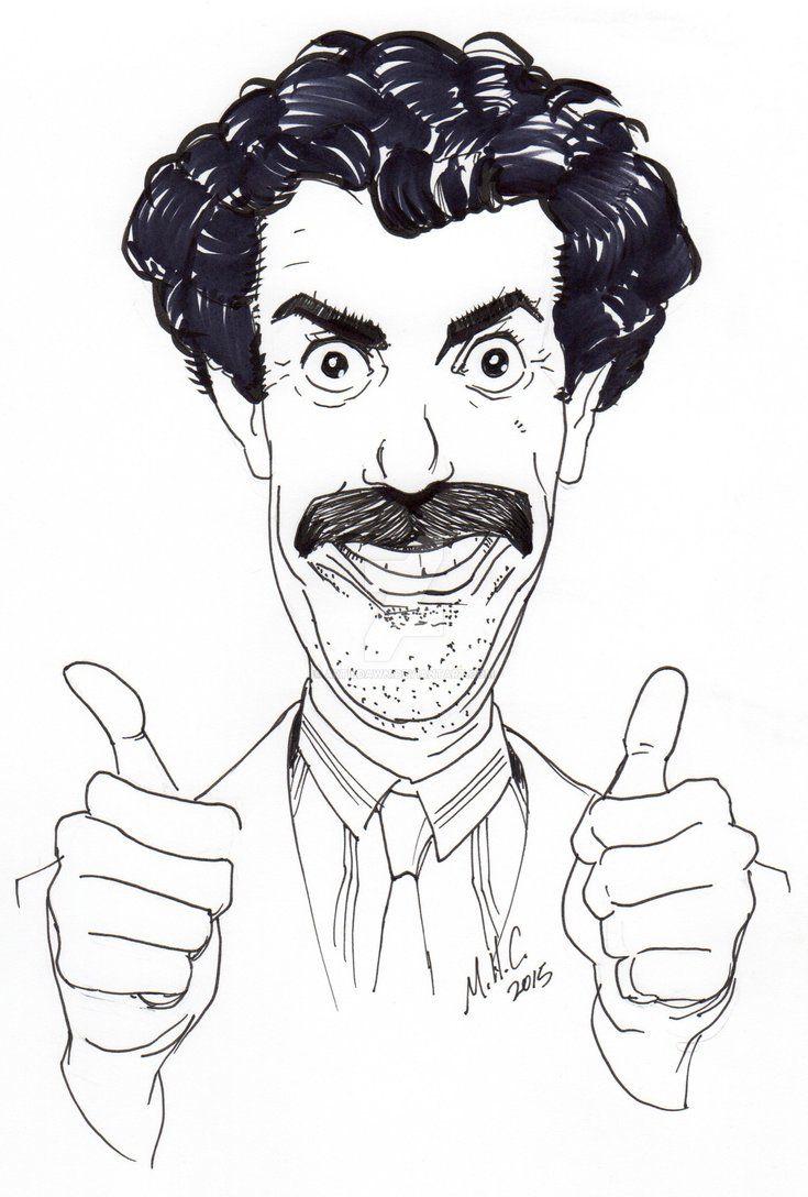 My Name A Borat Movie Art Art Deviantart