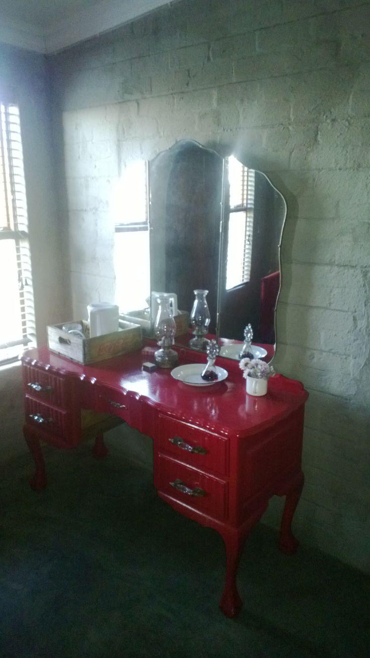 Een van die ander kamers se tema's by Makojalo Op-Stal Potchefstroom