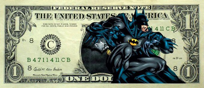 Chakib Benkara Fine Artist - Batman
