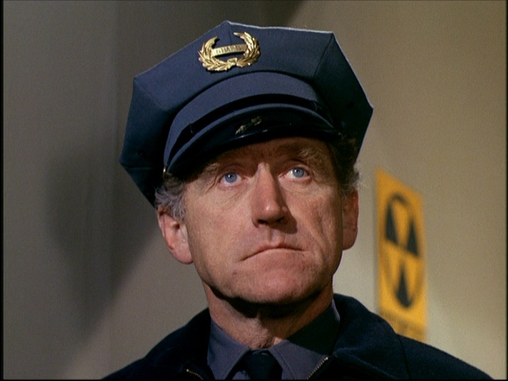James Whitmore.  The Invaders: Season 1, Episode 8 Quantity: Unknown (7 Mar. 1967)