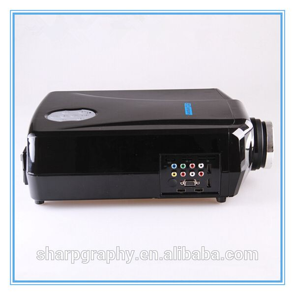 Check out this product on Alibaba.com APP Wholesale 2600 Lumens Proyector Full HD LED Mini Computer Projector 4K LCD Multimedia 1080px Projektor LX768