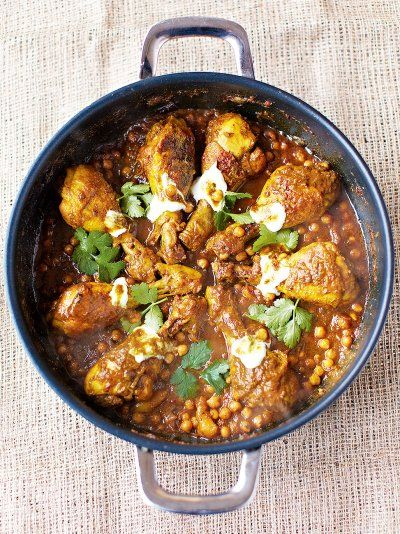 Jamie's pukka yellow curry is delicious and great value for money; try Jamie chicken curry recipe for a authentic mix of spices and meat that falls off of the bone.
