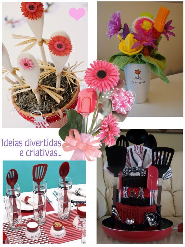 Centros de mesa criativos para você se inspirar e decorar seu chá!