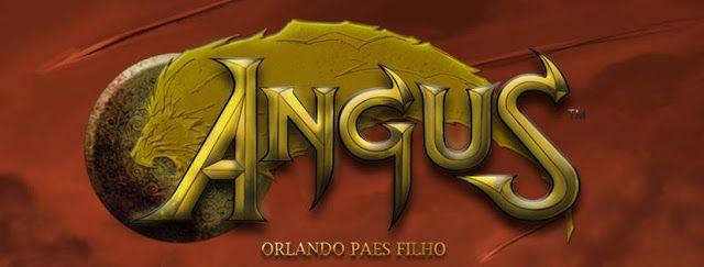 Saleta de Leitura: Angus - O Primeiro Guerreiro - Lançamento Novo Con...