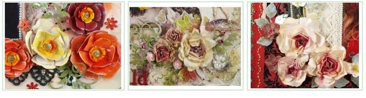 Papercraft by Sue Smyth