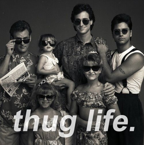 The Tanner family #thugs #fashion about this life