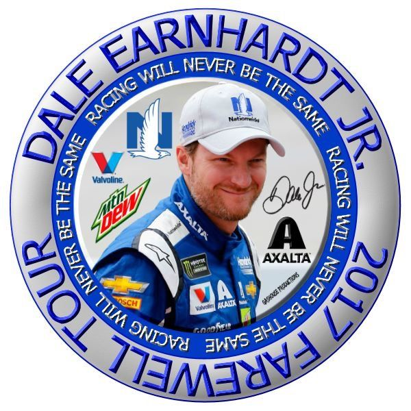 Dale Earnhardt Jr. farewell tour 2017