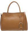 Bolsa Satchel Grande Bella-Donna Scotch