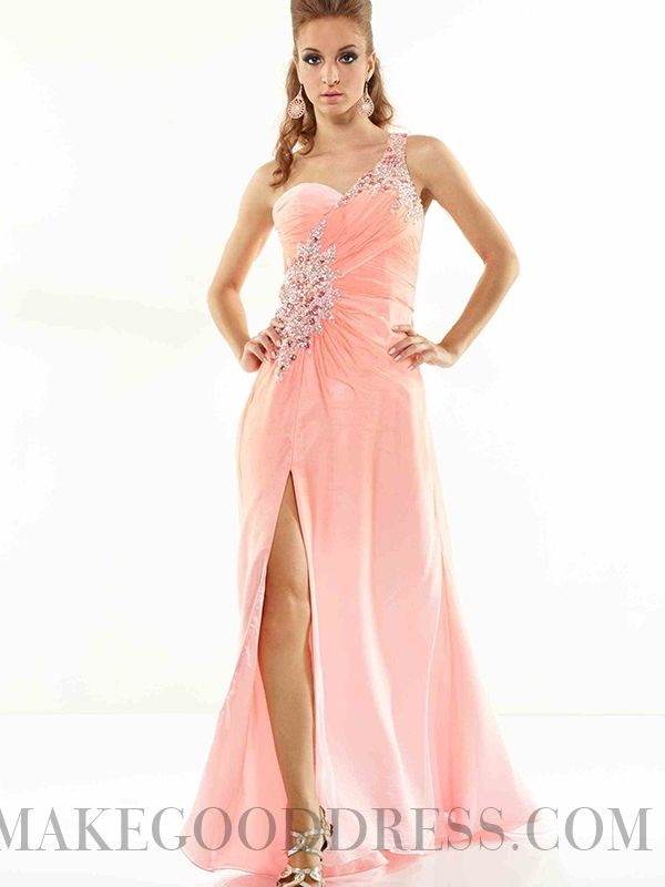 11 best orange gowns images on Pinterest | Cute dresses, Homecoming ...