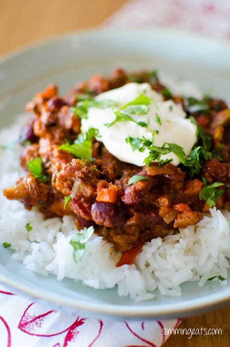 Slimming World - Chilli Con Carne this recipe has never gone wrong for me...must be good