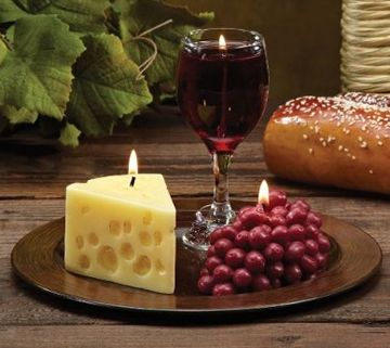 Fake Food & Drink Candles