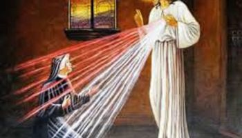 THE CHAPLET OF MERCY AND FORGIVENESS