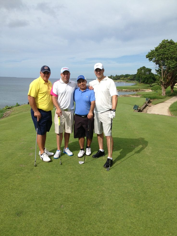 The Cold Spring Country Club had an awesome time Casa de Campo in the Dominican Republic!
