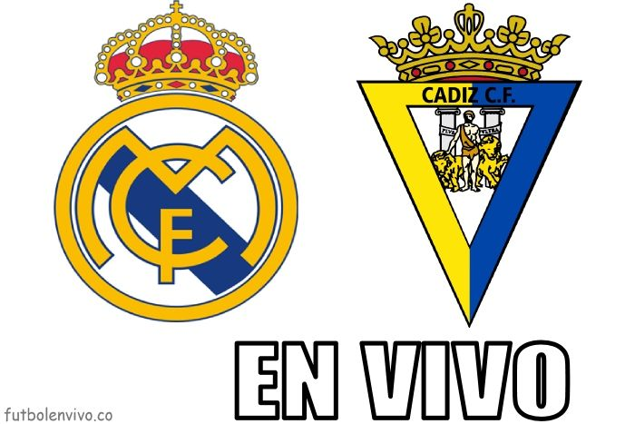 Real Madrid vs Cádiz en vivo. Todo lo que necesitas para ver el partido Real Madrid vs Cádiz en vivo en el lugar donde estés. Horarios, canales y más.
