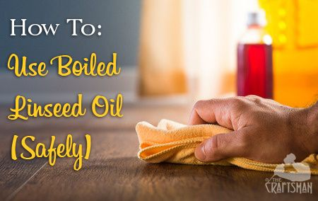 Boiled Linseed Oil is a great way to protect and beautify wood and metal items. Just be careful and understand the safety concerns when using it.