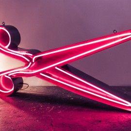 Prop Hire - Kemp London - Bespoke neon signs, prop hire, large format printing