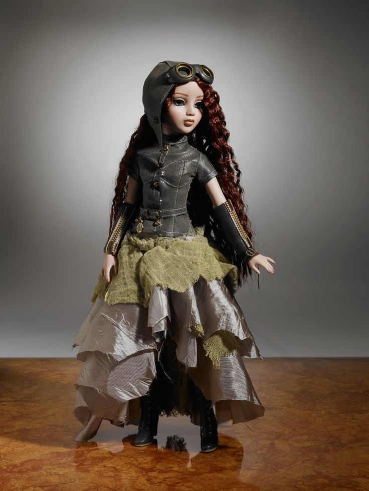 robert tonner steampunk dolls - Google Search