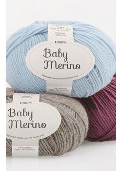 Spar 35% på Baby Merino! Spar 35% på Big Merino! Spar 35% på Merino Extra Fine! Spar 38% på Cotton Merino! Alle Merino 20 kr!