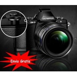 Vuelve la Olympus OM-D E-M5 con la mejor compañia el 12-40 f/2.8 y al mejor precio