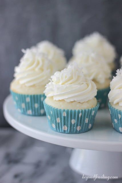 These Coconut Cream Pie Cupcakes are the perfect combination of coconut cake with a lightly sweetened coconut mousse and topped with a cream cheese whipped cream.  Yesterday was my dad's birthday! I wished I could be there to celebrate with him, but as I am on the other side of the country, it is nearly …