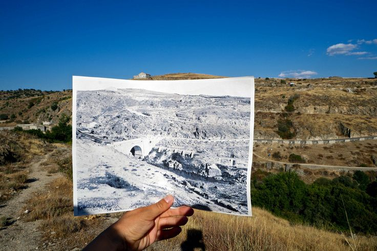 Memorias del paisaje II. Rio Manzanares.Belén Carrillo Calvo