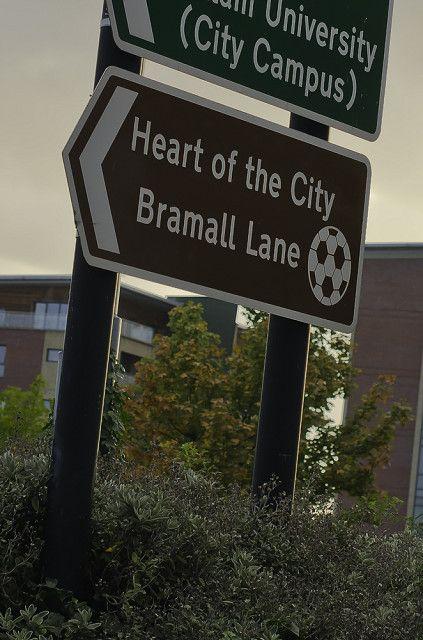 Bramall Lane - Heart of the City