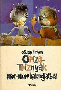 Gyerekkorunk kedvenc könyveinek válogatása: Oriza Triznyák