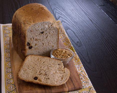 Honey Granola Bread for 2-lb. Loaf Breadmaker