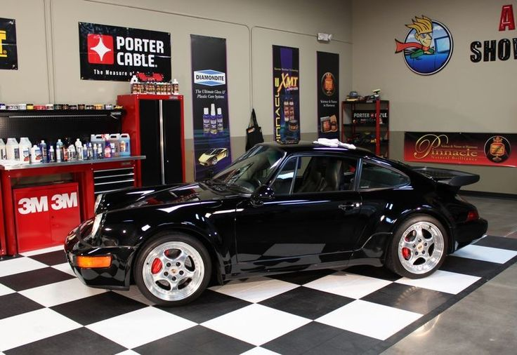 1994 Porsche Detailed for Operation Comfort Modeled by Brittany - Auto Geek Online Auto Detailing Forum