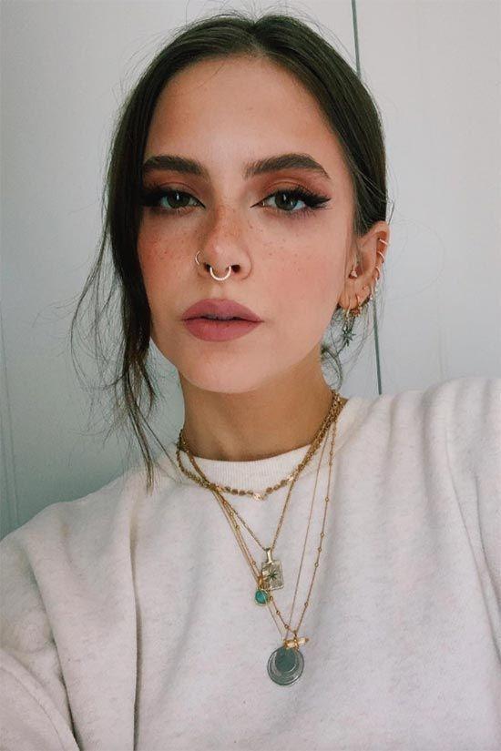 Para falsificar sardas com maquiagem: dicas de sardas falsas   – Makeup