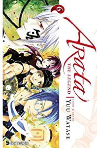Arata (Vol 2) - Yuu Watase