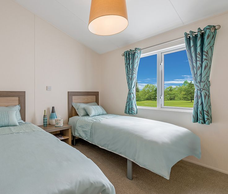 Bedroom 2 Bedding optional extra | Clear water, Lodge ...