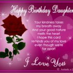 200 Happy Birthday Greetings for Daughter