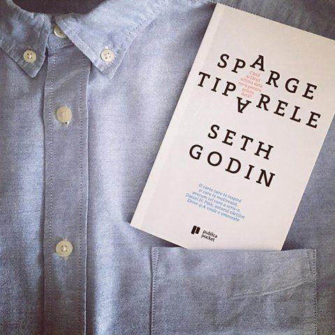 Când ai făcut ultima dată ceva pentru prima oară? Iată manifestul lui Seth Godin despre cum să începi. Să începi să lucrezi la un proiect, să faci valuri, să îți asumi lucruri.   #editurapublica #publicapocket #pokethebox #romanianedition #sethgodin #brandminds