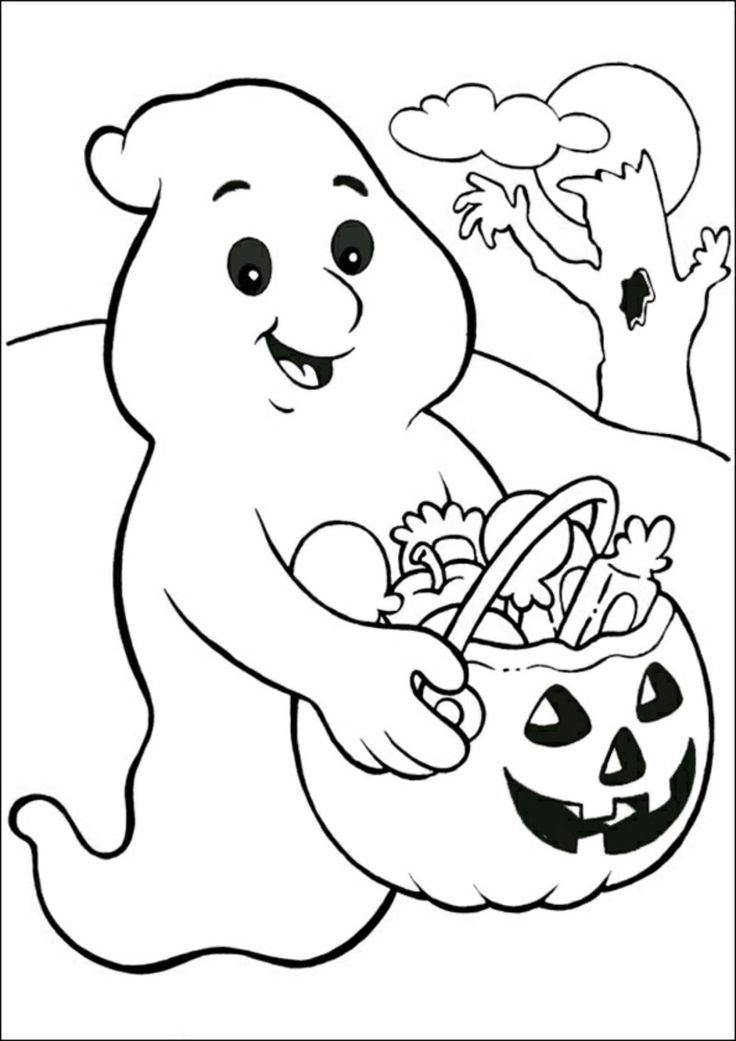 Erfreut Kinder Halloween Malvorlagen Bilder - Entry Level Resume ...